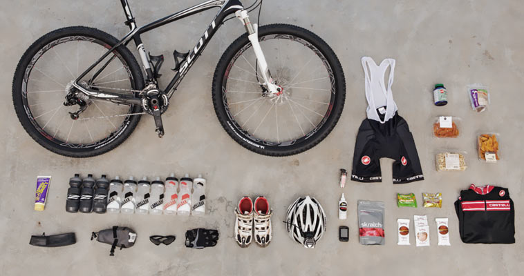 MUST HAVE MOUNTAIN BIKING EQUIPMENT