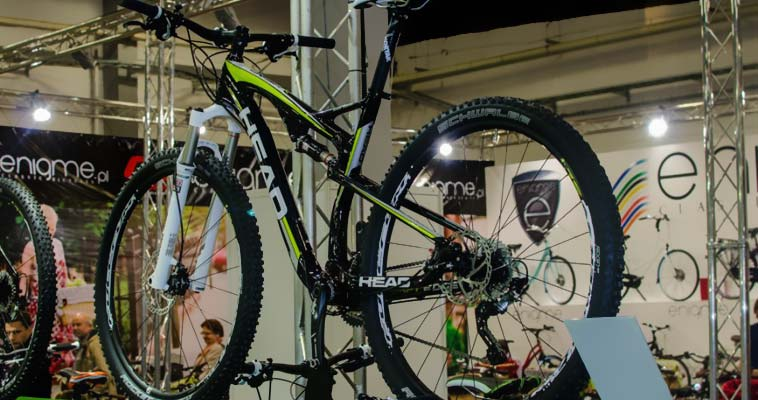 HEAD MOUNTAIN BIKES – QUICK LOOK AT MTBS FROM HEAD-BIKES