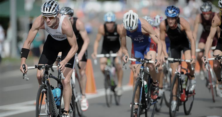ROAD CYCLING RACE ACCIDENT  – FORWARD FLIP