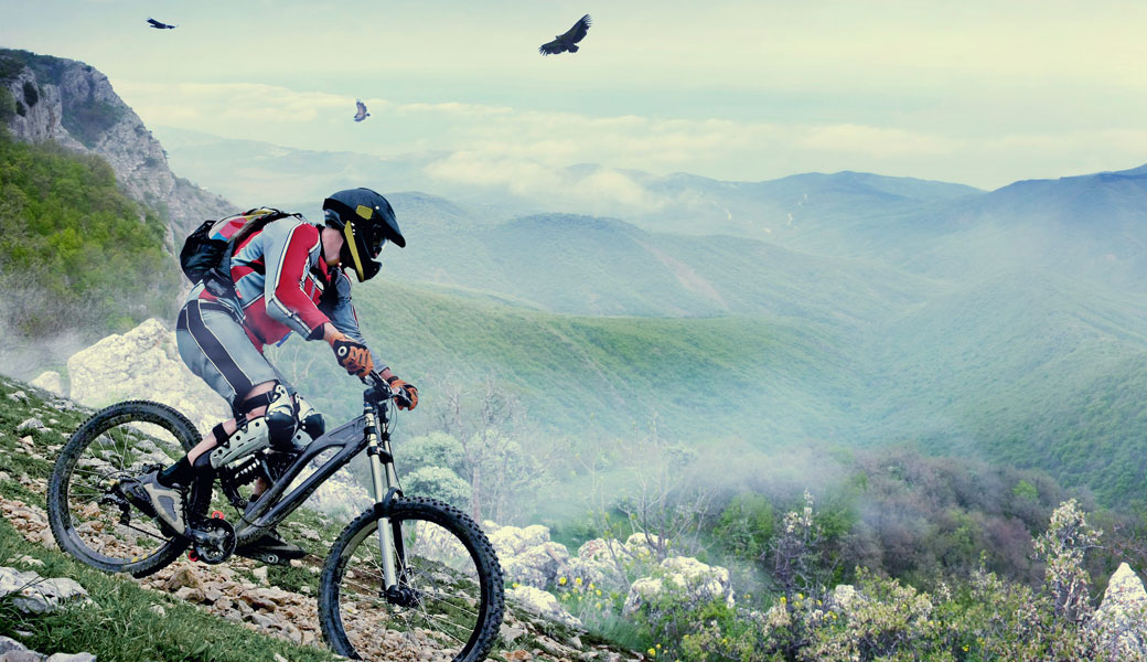 Why I Preffer Mountain Biking To Road Biking