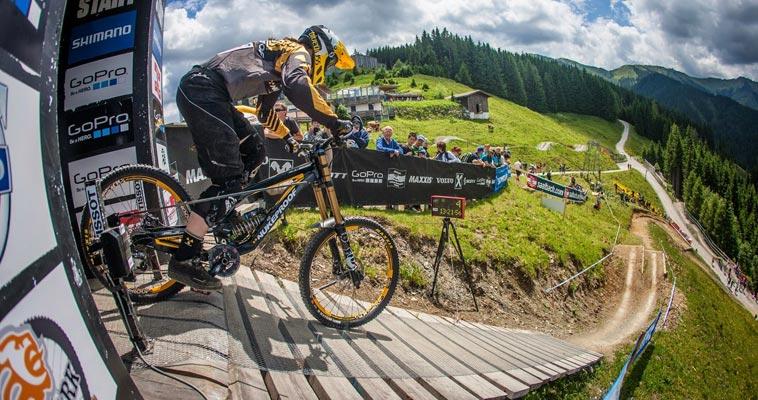 MTB DH WORLD CUP – LEOGANG AUSTRIA 2015 / COURSE PREVIEW