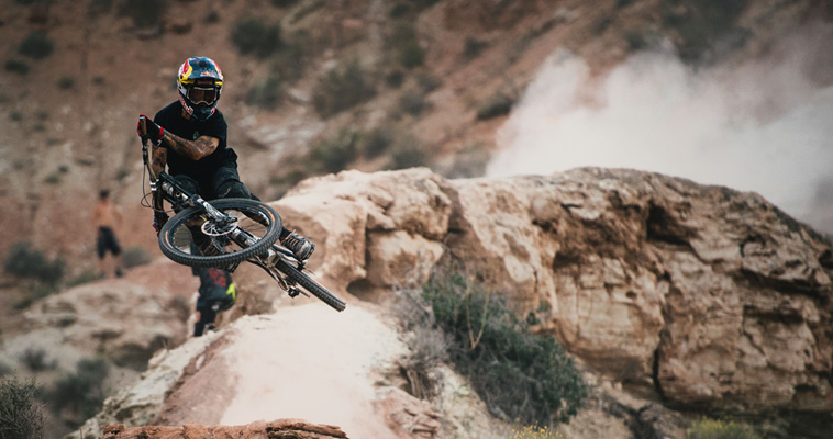 RED BULL RAMPAGE SIGNATURE SERIES 2015