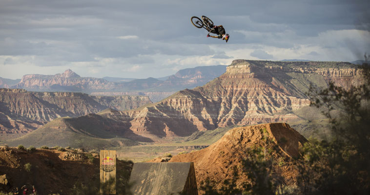 RED BULL RAMPAGE SIGNATURE SERIES 2014