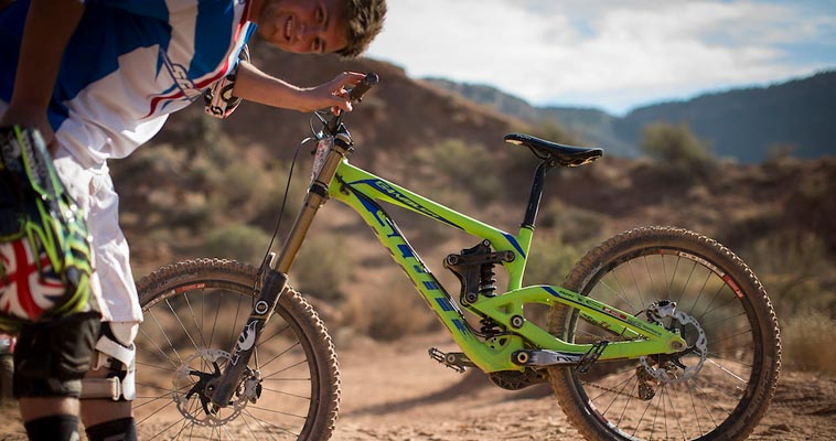 RED BULL RAMPAGE SIGNATURE SERIES 2012