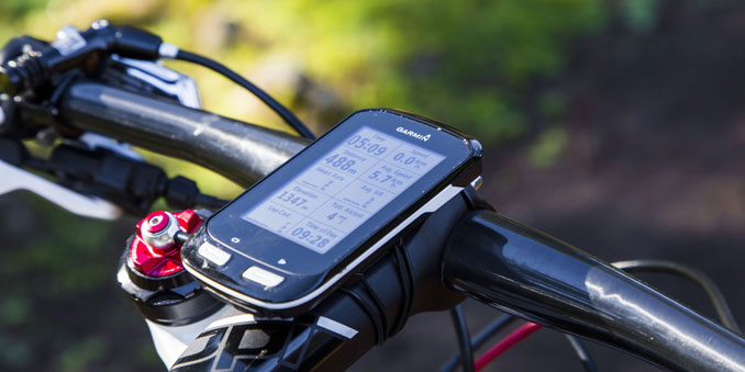 GUIDE TO GPS COMPUTERS FOR MOUNTAIN BIKING