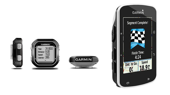 QUICK GUIDE TO BIKE GPS UNITS