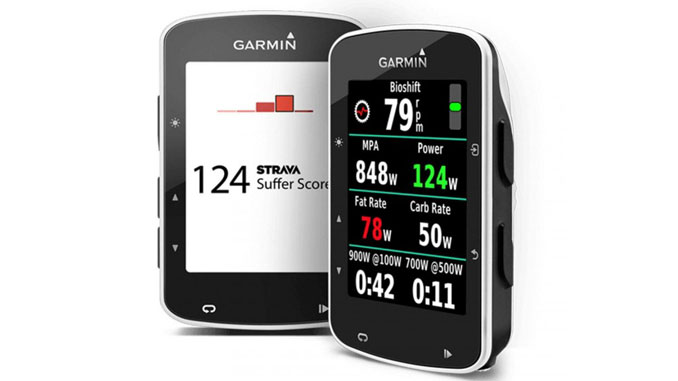 BIKE GPS UNIT FEATURES - CYCLING COMPUTERS