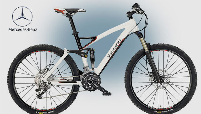 AUTO BIKES - Mercedes Mountain Bike