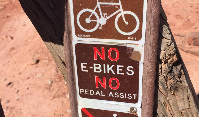E-MTB TRAIL ACCESS