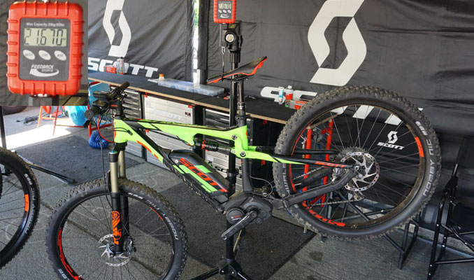 Electric Mountain Bikes - Scott