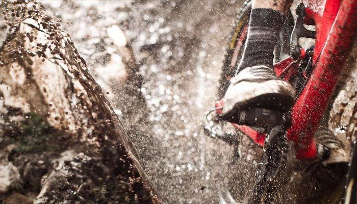 wet mtb shoes