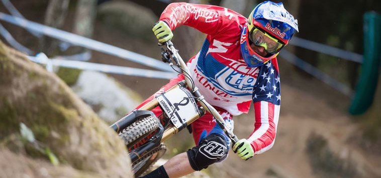 AARON GWIN – SPECTACULAR RUN WITHOUT A CHAIN