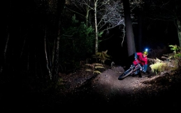 MOUNTAIN BIKING AT NIGHT: 5 ESSENTIAL TIPS FOR DARING RIDERS