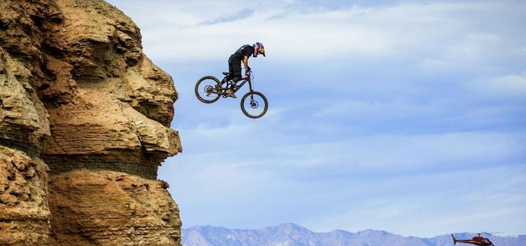 RED BULL RAMPAGE SIGNATURE SERIES 2017
