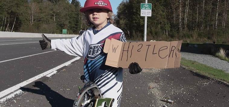 Jackson Goldstone Going To Kindergarten